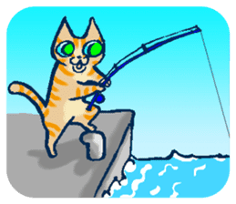 Goofy Cats Sequel (English ver.) sticker #493900