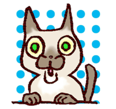Goofy Cats Sequel (English ver.) sticker #493905