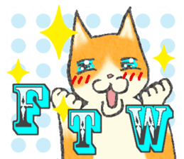 Goofy Cats Sequel (English ver.) sticker #493907