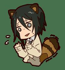 KOUKOUSEI-MANGA sticker #494238