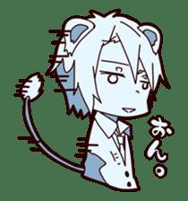 KOUKOUSEI-MANGA sticker #494240