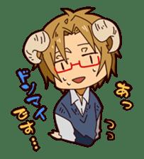 KOUKOUSEI-MANGA sticker #494243