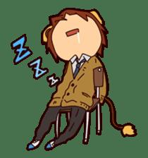 KOUKOUSEI-MANGA sticker #494246