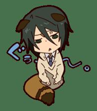 KOUKOUSEI-MANGA sticker #494250