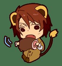 KOUKOUSEI-MANGA sticker #494258