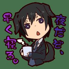 KOUKOUSEI-MANGA sticker #494260