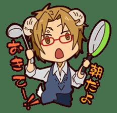 KOUKOUSEI-MANGA sticker #494261