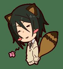 KOUKOUSEI-MANGA sticker #494262