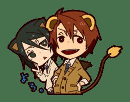 KOUKOUSEI-MANGA sticker #494271