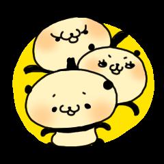 various panda