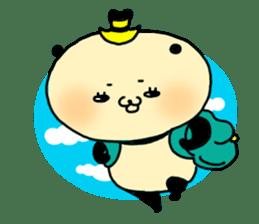 various panda sticker #494340