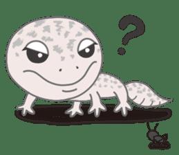"""GOMASiO kun """"Leopard Gecko"""" sticker #494482"""