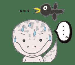 """GOMASiO kun """"Leopard Gecko"""" sticker #494487"""