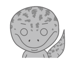 """GOMASiO kun """"Leopard Gecko"""" sticker #494488"""