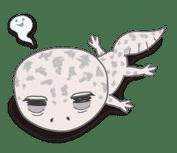 """GOMASiO kun """"Leopard Gecko"""" sticker #494493"""