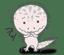 """GOMASiO kun """"Leopard Gecko"""" sticker #494495"""