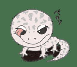 """GOMASiO kun """"Leopard Gecko"""" sticker #494502"""