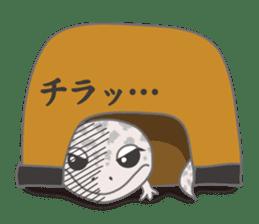 """GOMASiO kun """"Leopard Gecko"""" sticker #494510"""