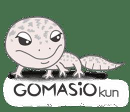 """GOMASiO kun """"Leopard Gecko"""" sticker #494513"""