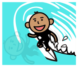 Sufer Taro&Sufer Hanako sticker #495356