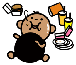 Sufer Taro&Sufer Hanako sticker #495384