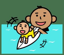 Sufer Taro&Sufer Hanako sticker #495393