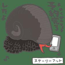 Deep-sea fish charaters sticker #495785