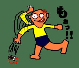 Kimokawa kun sticker #497011