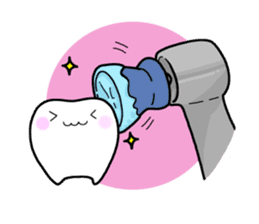 tooth sticker #497324