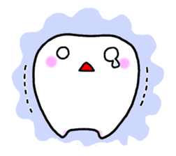 tooth sticker #497330