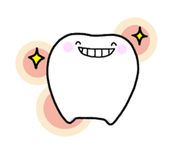 tooth sticker #497339