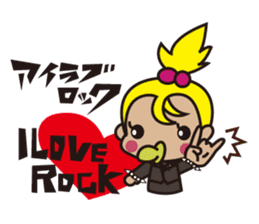 ROCK KIDS 69 sticker #497552