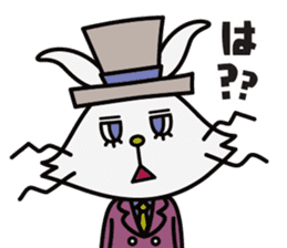 ROOSTER-POOLS characters sticker #497639