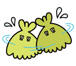 ROOSTER-POOLS characters sticker #497647