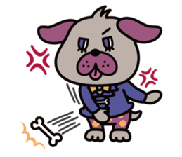 ROOSTER-POOLS characters sticker #497654
