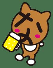 GONZO(stuffed animal) sticker #498041