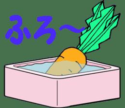 TEAM Carrot sticker #498835