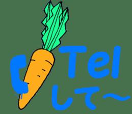 TEAM Carrot sticker #498836