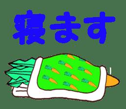 TEAM Carrot sticker #498840