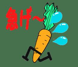 TEAM Carrot sticker #498842