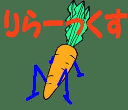 TEAM Carrot sticker #498846