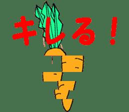 TEAM Carrot sticker #498847