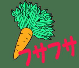 TEAM Carrot sticker #498849