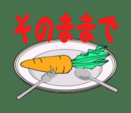 TEAM Carrot sticker #498854