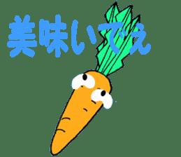 TEAM Carrot sticker #498857
