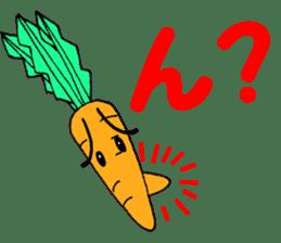 TEAM Carrot sticker #498858