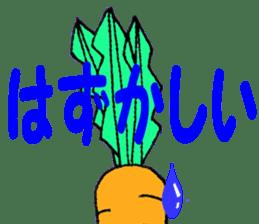 TEAM Carrot sticker #498860