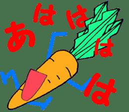 TEAM Carrot sticker #498863