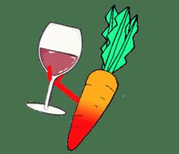 TEAM Carrot sticker #498867