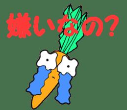 TEAM Carrot sticker #498869